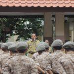 Melalui Bela Negara, Arief Minta Pegawai THL Lebih Profesional Layani Masyarakat