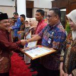 Pemkot Tangerang Raih Predikat Badan Publik Informatif di Banten