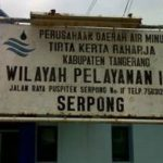 Fraksi PDIP Tangsel Desak Pemkab Tangerang Serahkan PDAM Serpong
