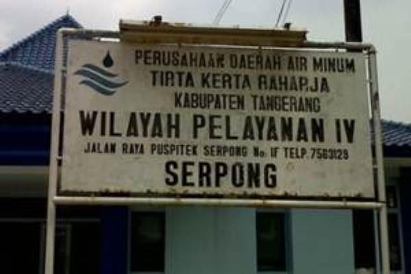Fraksi Hanura Dukung Ambil-alih Aset PDAM Serpong