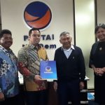 Arief- Sachrudin Resmi Dapat Rekom dari Partai Nasdem