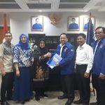 Demokrat dan Gerindra Pun Serahkan SK Kepada Arief-Sachrudin