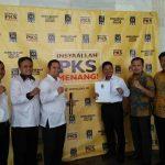PKS, Partai ke-5 Yang Berikan SK Rekomendasi Arief-Sachrudin