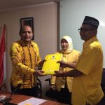 Golkar Serahkan Dukungan Pilkada di Banten