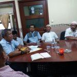 Warga Gembor Ngadu Ke Anggota DPRD Kota Tangerang