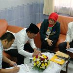 Arief-Sachrudin Jalani Pemeriksaan Kesehatan