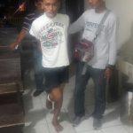 Pelaku Penusukan Penumpang di Angkot Dihadiahi Timah Panas