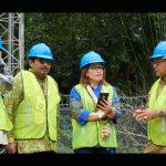 Kemenkominfo-XL Axiata Resmikan USO di Tabalong Kalsel
