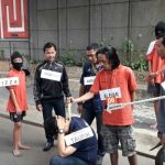 Ini Peran 5 Tersangka Penganiaya Jukir di Bintaro