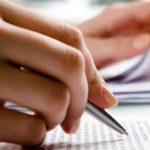 Menulis Tangan Bisa Asah Kemampuan Motorik