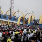Ribuan Goweser Padati Jalanan Kota Tangerang
