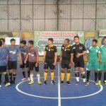 Kelurahan Ketapang Jalin Persahabatan Antar Pemuda Lewat Futsal