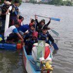 Lomba Dayung Warnai HUT Kota Tangerang