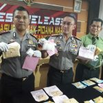 500.58 gram Sabu Diamankan Polres Kota Tangerang