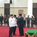 Wahidin Halim Lantik 2 Penjabat Sementara