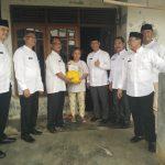 Peduli Warga, Dispora Kota Tangerang Salurkan 100 Paket Sedekah