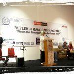 Diskusi Pokja Wartawan Tangsel Warnai HPN