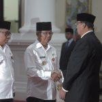 Arief Cuti, M.Yusuf Pegang Kendali Pemerintahan