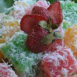 Resep Kue Tradisional Ongol-ongol Pelangi