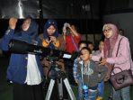 siswa spj teropong gerhana bulan