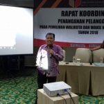 Panwaslu Minta KPU Kota Tangerang Segera Gelar Pleno DPHDP