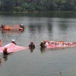 Protes Tol Serpong-Cinere Berlanjut, Puluhan Aktivis Terjun ke Situ