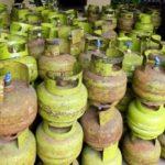 Tempat Pengoplos Gas di Tangsel Digerebek, 7 Pelaku Diamankan
