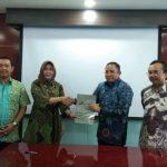 PT Jorong Port Development & Pertagas Jalin Kerjasama