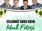 DPRD Tangsel Iklan Idul Fitri