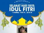 Iklan Idul Fitri DPMP3AKB Tangsel