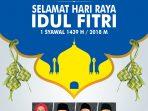 Iklan Idul Fitri DPRD Kota Tangerang