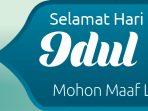 Iklan Idul Fitri Dindikbud Tangsel