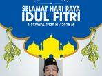 Iklan Idul Fitri Dispora Tangsel