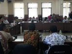 Audiensi Guru Honorer ke DPRD Kabupaten Tangerang