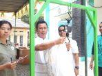 Bank Sampah Kelurahan Bambu Apus Tangsel