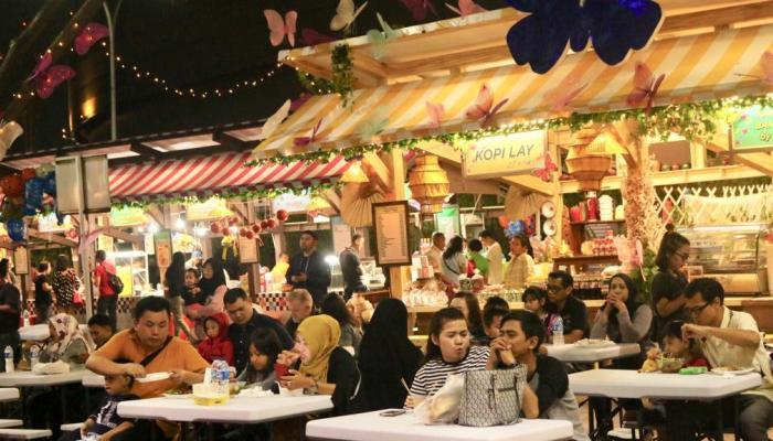 Mantap 60 Kuliner Favorit Hadir Di Mall Alam Sutera