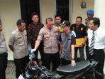 Polresta Tangerang Curanmor