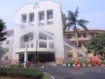 Simulasi Gempa Bumi di Gedung Puspemkot Tangerang 2