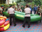Apel Siaga Banjir Kecamatan Batu Ceper