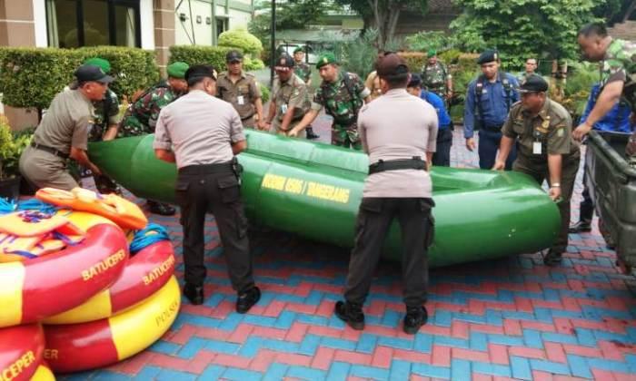 Kecamatan Batu Ceper Tangerang Siaga Banjir Palapa News