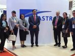 Astra Hadir di China International Import Expo 2018 Shanghai