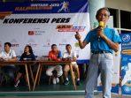 Bintaro Jaya Half Marathon 1