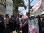 HMI Pandeglang Demo di Kejari Pandeglang