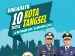 HUT Tangsel Dishub