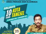 HUT Tangsel Dispora