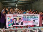 Ibu Pengajian di Tangerang Dukung Jokowi Ma'ruf