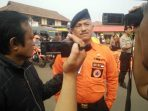 Kepala BPBD Kota Tangerang Irman