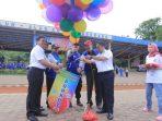 Pembukaan Porkot Walikota Tangerang