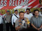 Polresta Tangerang Pembunuh Taksi Online