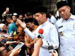 Presiden Joko Widodo Lamongan
